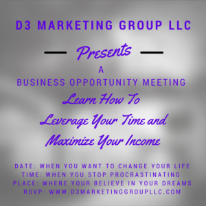 D3 Marketing Group LLC (1)